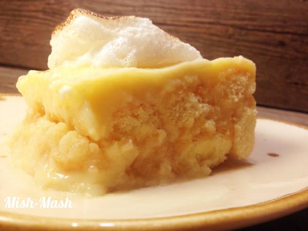 Лимонов сладкиш без печене