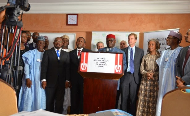 Uniting for Nigerian Mothers and Babies: Dangote, Pate, Ovia, Others Raise N3.9 Billion for Health MDGs