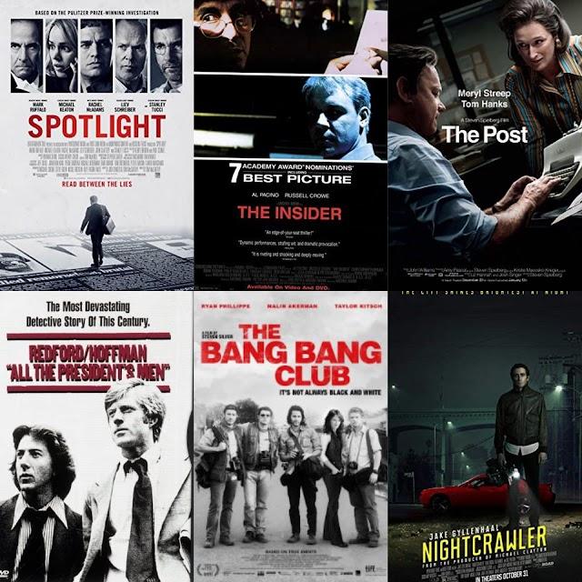 Berikut Rekomendasi Film yang Bikin Kamu Ingin Menjadi Jurnalis