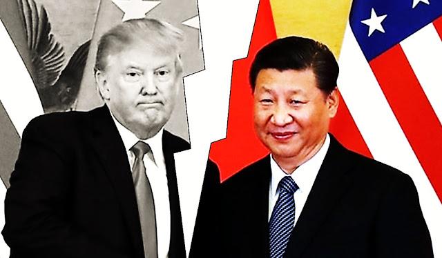 Estados Unidos y China guerra comercial