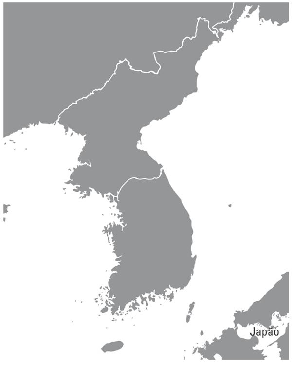 A península em questão é caraterizada atualmente pela