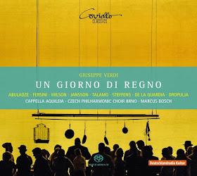 Un giorno di regno - Heidenheim Opera Festival - Coviello Classics