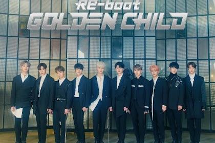 [Album] Golden Child - Golden Child 1st Album [Re-boot]