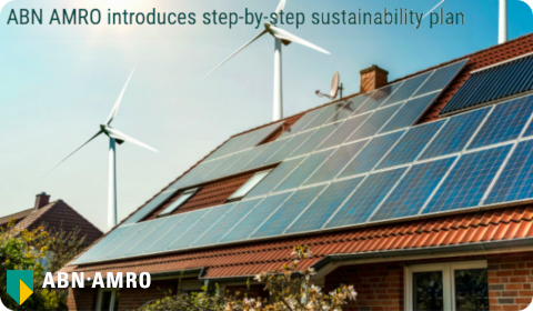 ABN AMRO sustainability plan