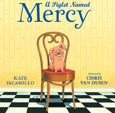 Book Review: A Piglet Named Mercy