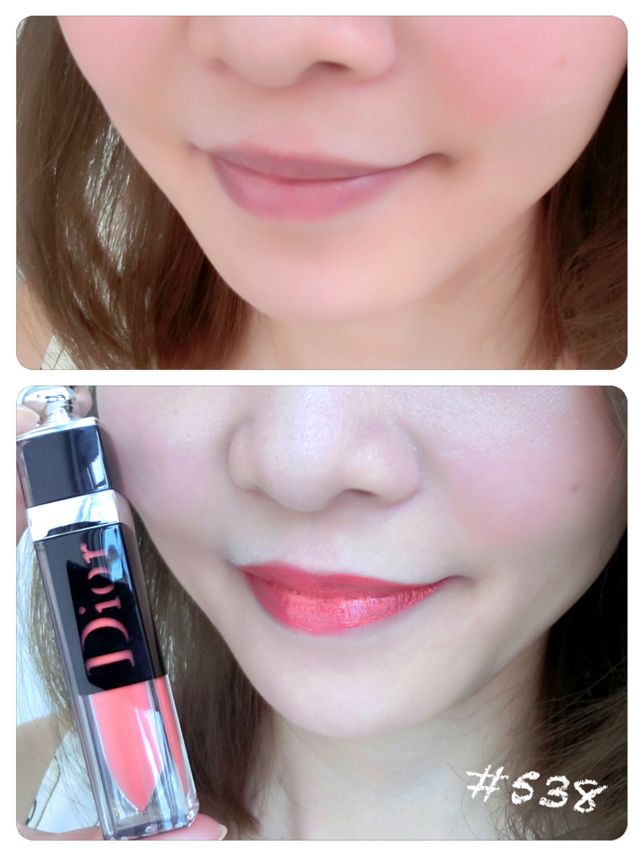 DIORADDICTLACQUERPLUMP, cosmetic, DIORMAKEUP, 夏沫, beauty, 鏡光誘惑豐盈唇釉, lovecath, catherine, beautyblogger, makeup, beautytips, dior, hkiger