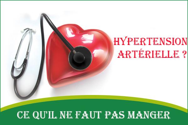 13 Aliments à éviter chez les patients atteints d'hypertension artérielle