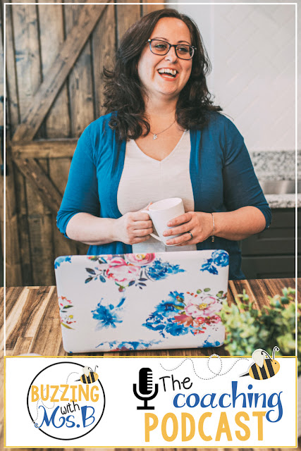 Every teacher deserves a coach...and every instructional coach does, too! Buzzing with Ms. B: The Coaching Podcast is just for you, coaches. Weekly episodes of real talk about my best tips, how-tos, and strategies for making an impact on teaching and learning at your school (even with those resistant teachers)! As a literacy coach and instructional coach, share ideas that are practical and easy to implement, perfect for the busy instructional coach who's trying to figure out their role, get organized, manage relationships and so many responsibilities, and communicate with teachers and administration at the same time. Check it out and change your coaching trajectory!