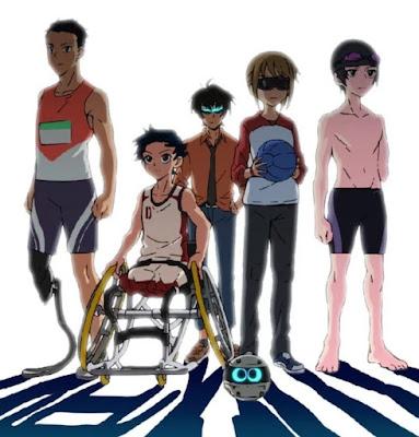 Manga: Breakers, el próximo anime deportivo de Paralímpicos