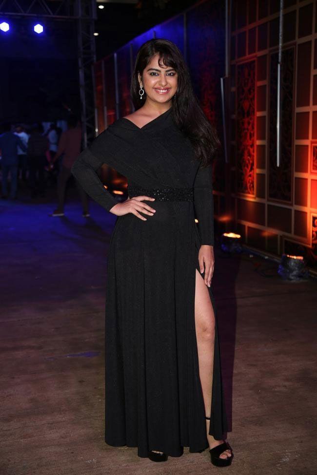 Actors Gallery: Avika Gor Looking Gorgeous In black
