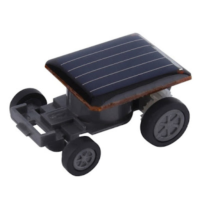Solar Battery Toy Car