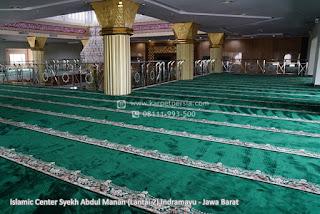 Koleksi Karpet Masjid Terbaru Wilayah Indramayu