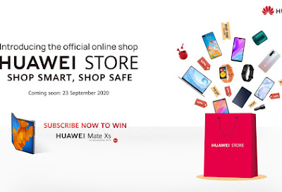 Huawei Store to Open its online Shop Doors in the Philippines