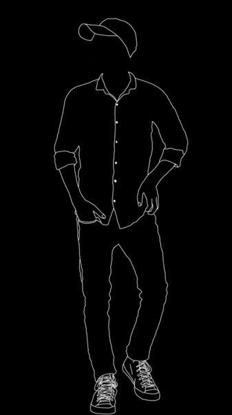 Single-Attitude-Boy-DP-Ultra-HD-4k-Wallpaper