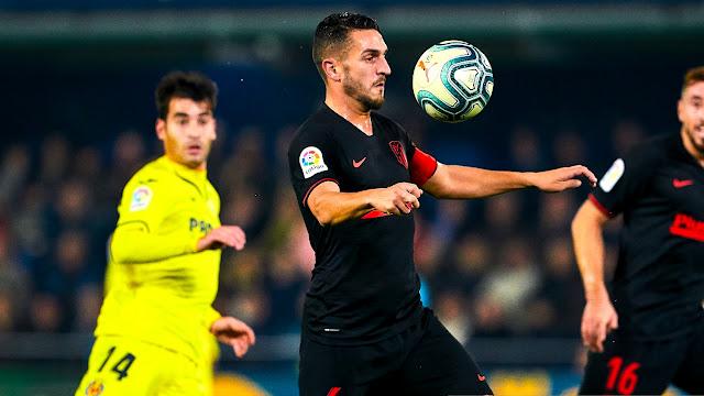 Villarreal vs Atlético Madrid Highlights