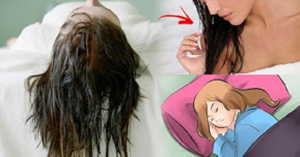 Ladies, Here's Why You Absolutely Must Stop Sleeping With Wet Hair!