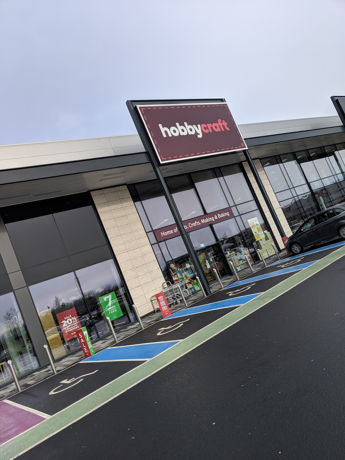 FREE Slime & Craft Workshops at Hobbycraft  - hobbycraft silverlink