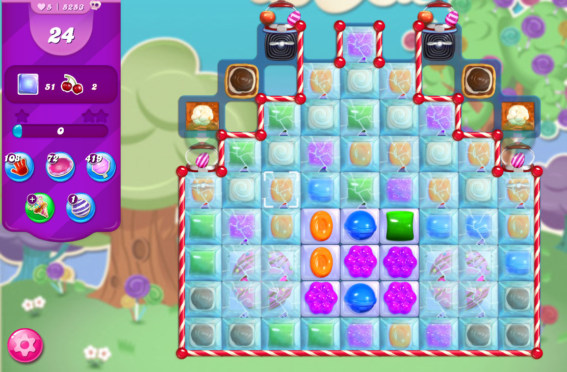 Candy Crush Saga level 5253