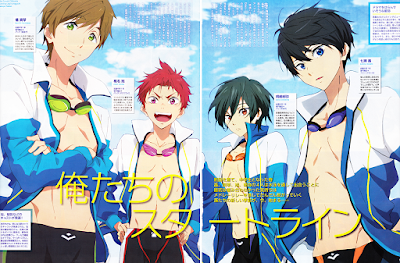 Download High☆Speed!: Free! Starting Days Subtitle Indonesia