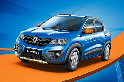 Renault Kwid Climber Wallpapers