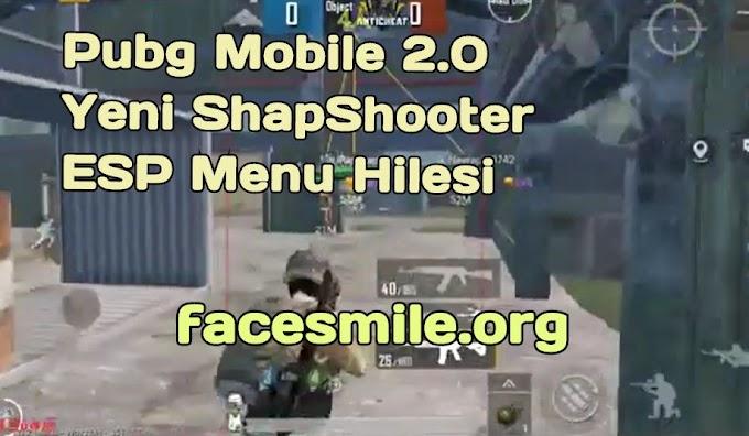 Pubg Mobile 2.0 Yeni ShapShooter ESP Menu Hilesi İndir 2020