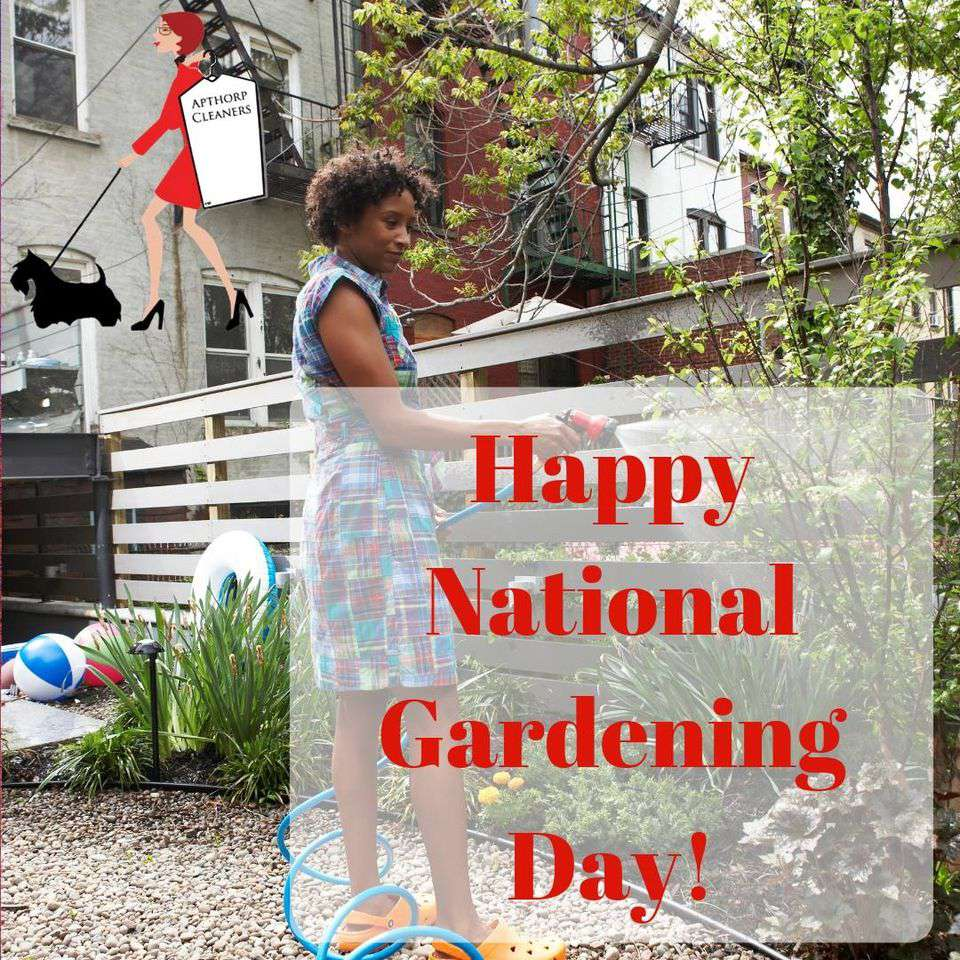 National Gardening Day Wishes