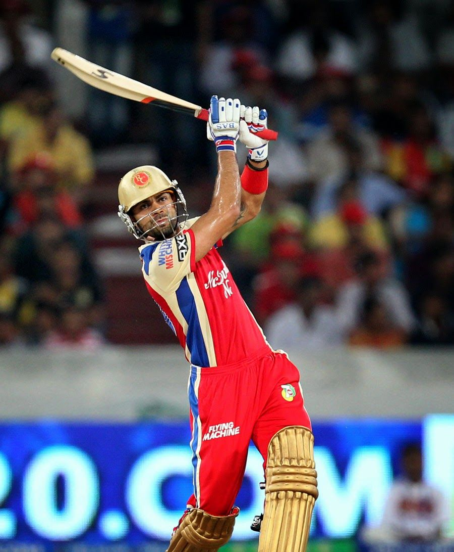 Virat Kohli Playing for RCB