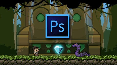 Learn Video Game Design with Adobe Photoshop CC