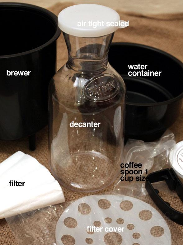 Cara Membuat Cold Brew : membuat, Omah-e, Toelangan: