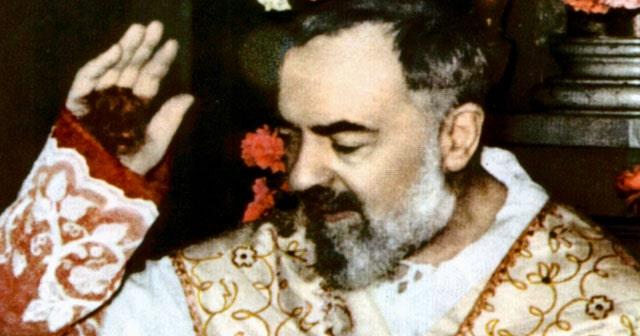 Santo Pio, Pietrelcina, Padre Pio