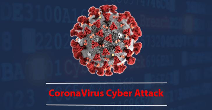 CoronaVirus Cyber Attack