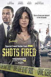 Shots Fired Season 1 Poster