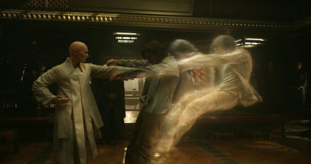 Doctor Strange – Recenze