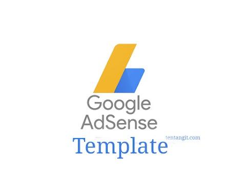 Google Ads Create Template Iklan AdSense