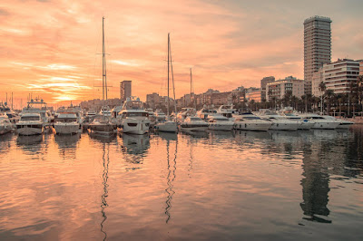 Descansa tecnología vacaciones Alicante