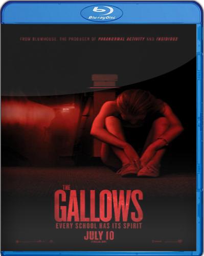 The Gallows [2015] [BD25 + BD50] [Latino]