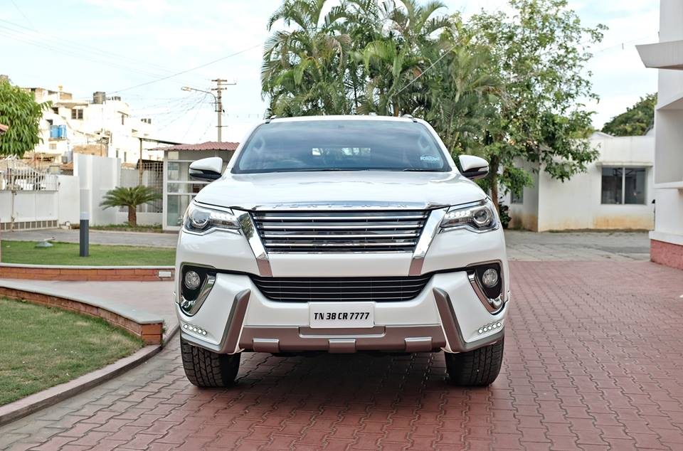 Toyota Fortuner Modified Car Accessories Modified Cars Modified Exterior Interior Vehicle
