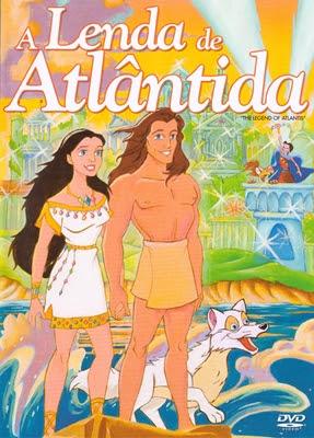 A Lenda de Atlântida Trial Áudio 2004 - DVD-REMUX 480p