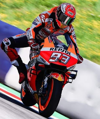 Marc Marquez Red Bull Ring 2019