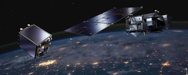 "PATCH vtg ANDROMEDE International SPACE Station SOYUZ 3 CNES Agency ESA 4/"""