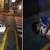 Batang Lalaki, Nakitang Natutulog sa Kalsada Habang Yakap ang Kanyang Alagang Aso!
