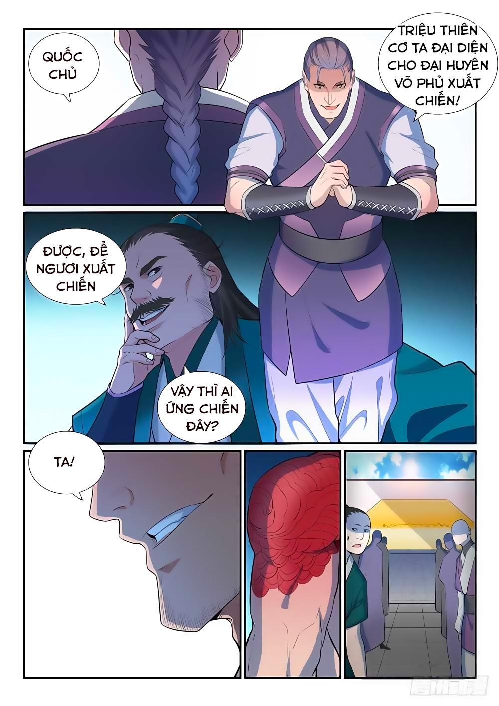 Hành Trình Tu Tiên chap 375 - Trang 4