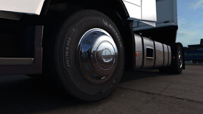 Chrome Caps for Wheels v1.0.1