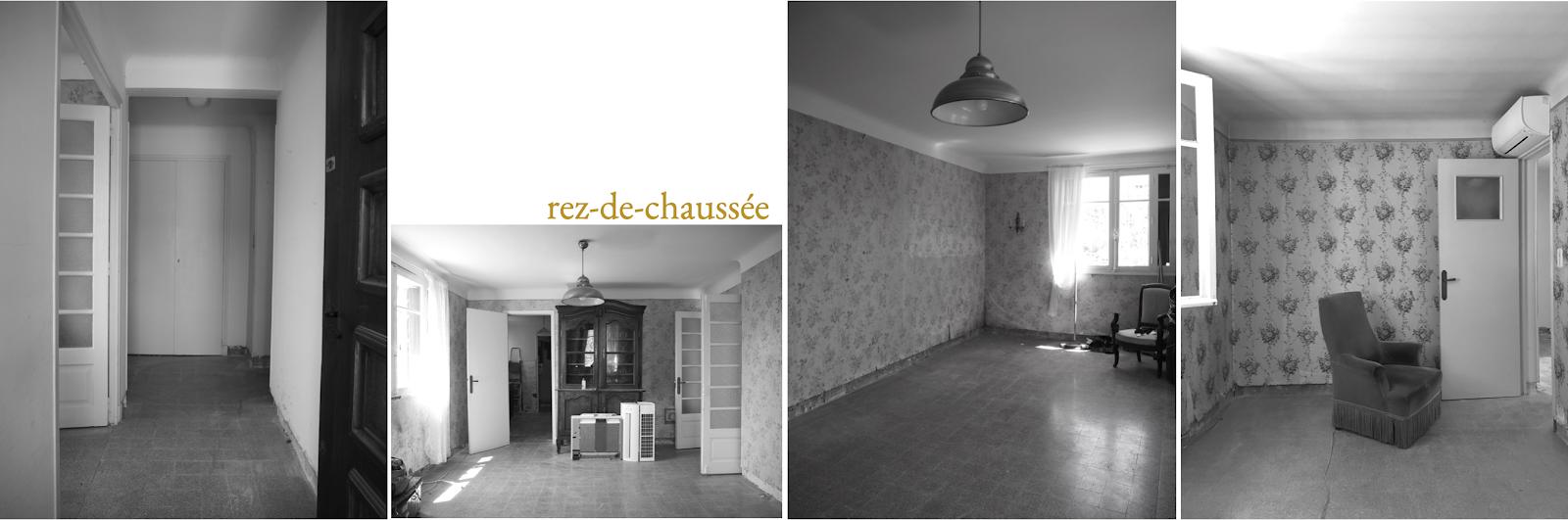 décoration d'intérieur - aix en provence - ilaria fatone- maison paulette - avant rdc