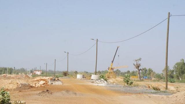 NOUVELLE STATION TOURISTIQUE POINTE SARENE :  Projets, plan, développement, économie, agriculture, énergie, PSE, LEUKSENEGAL, Dakar, Sénégal, Afrique