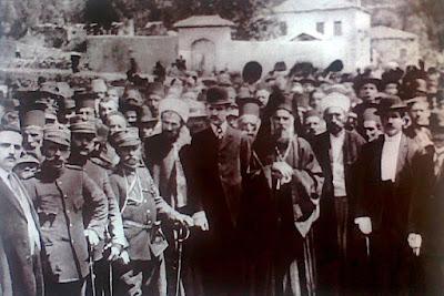 To ιστορικό της απελευθέρωσης της Θεσπρωτίας (Παραμυθιάς, Φιλιατών) το Φεβρουάριο του 1913...