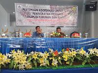 Koordinasi Lintas Teknis Peningkatan Produksi Tanaman Tahunan Dan Penyegar