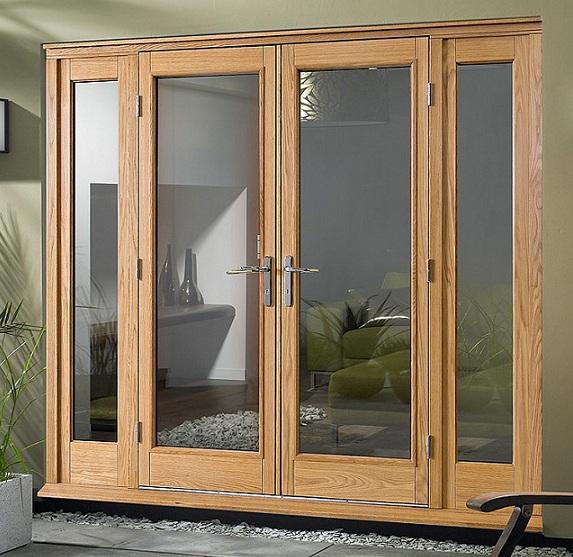 cửa nhôm kính đẹp - mẫu thiết kế số 10