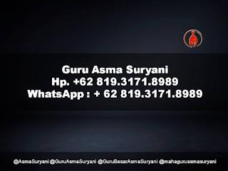 Cara-Mendapatkan-Khodam-Maha-Guru-Asma-Suryani