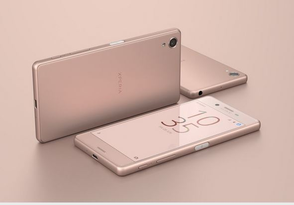 new Sony Xperia X, new Sony Xperia X smartphone, new smartphones 2016